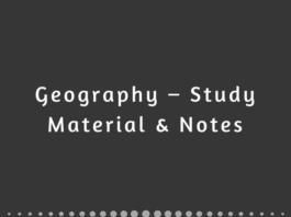 Geography-–-Study-Material-Notes