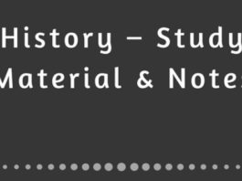 History Handwritten Notes & PDF