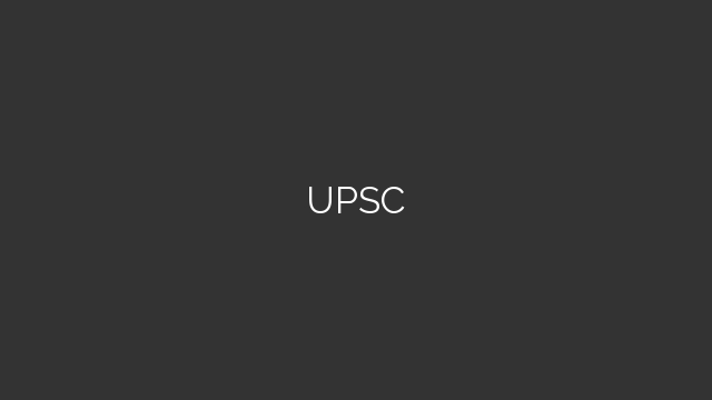UPSC Books [Important] PDF