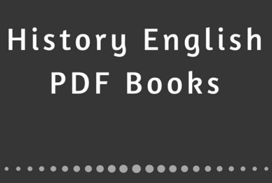 Indian History PDF and Notes (English)