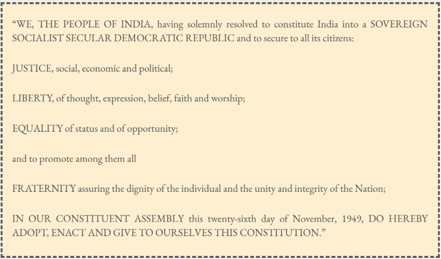 Text of the Preamble