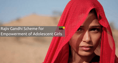 SABLA Scheme to benefit nearly 100 lakh adolescent girls per annum